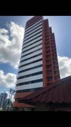Com vista para o mar, em Miramar, 169 m2, 4 quartos com 2 suítes. Excelente área de lazer