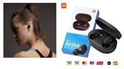 Promoção Redmi Airdots Bluetooth 5.0 + Brinde