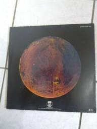 LP tangerine dream zeit duplo, LD deep purple