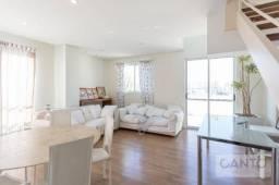 Cobertura mobiliada à venda/locação no bigorrilho/champagnat, 95 m²