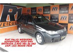 Fiat Palio 1.8 mpi adventure weekend 8v gasolina 4p manual - 2005