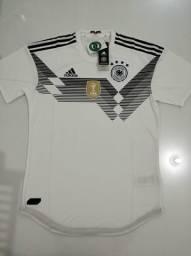 43d22426da Camisa Alemanha Home Player 18 19 - G