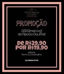 Pipoca Gourmet (promoção)