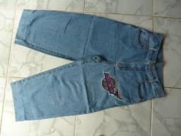 Calças Jeans tamanho 38/40 Tudo original de marca Entrego