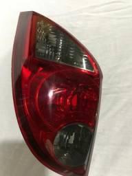 Sinaleira / Lanterna Chevrolet GM Celta Fume lado esquerdo (LE)