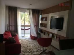 Apartamento residencial à venda, Habitar Nice Lobão, São Luís.
