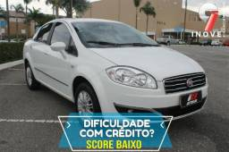 Fiat Linea Score Baixo - 2012