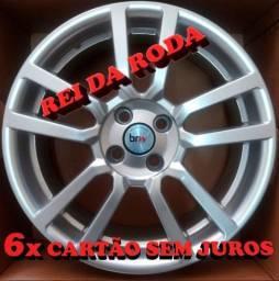 Jogo de Rodas BRW850 - ARO17
