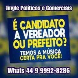 Musicas para campanha política