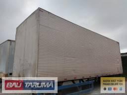 Bau Truck Isolado