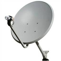 Antena TV com LNB