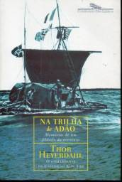 Livro - Na Trilha De Adão - Thor Heyerdahl