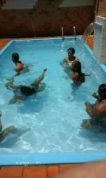 Casa com piscina Praia do Morro