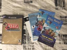 Usado, Zelda WInd Waker Gamecube Seminovo comprar usado  Fortaleza