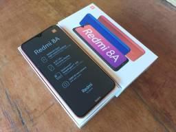 Xiaomi Redmi 8A 32gb - Azul, Preto e Vermelho