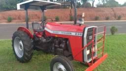 Trator Massey Ferguson 235 Cafeeiro Embreagem Dupla