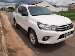 Toyota Hilux SR 18/18 - 2018