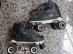 Patins profissional Roller Powerslide tamanho 36