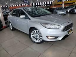 Ford Focus Titanium 2.0 Flex Aut 2017 *S/Entrada