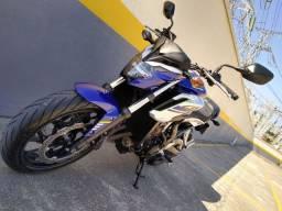 Moto Honda cb 650 F ABS 2018/2018. 4.000 km