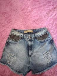 Short via corpos zerado.