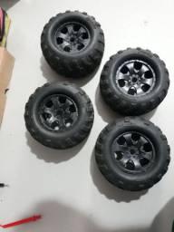 Savage 4.6 hpi  - jogo de rodas