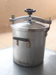Panela de pressão 30 lts -Fulgor - usada