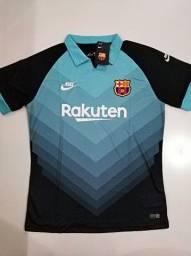 Camisa Barcelona Persian Edition Nike 19/20 - Tamanho: G