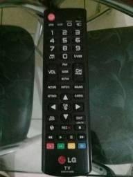 Controle TV LG AKB *