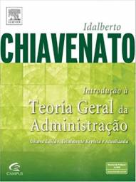 Introdução a Teoria Geral da Administração - 8ª Edição