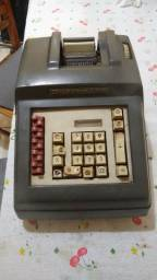 Calculadora antiga Burroughs.