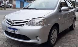 Toyota Etios HB 1.5 XLS 2013 Completo Impecável