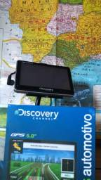 GPS 5 pol. Discovery channel