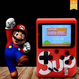 Vídeo Game Boy Portátil Sup 400 Jogos Retrô Clássicos