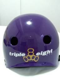 Título do anúncio: Capacete Triple Eight