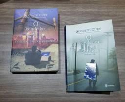02 livros de literatura