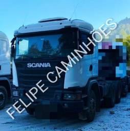 Título do anúncio: Scania G440