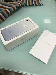 Caixa de iPhone 7, cinza gray