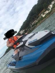 SEA DOO GTX 155 2019  -RARIDADE - ÚNICO DONO -51H DE USO, RECÉM REVISADO;