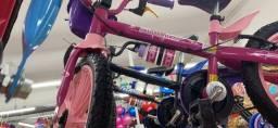 Título do anúncio: Promoção Bicicleta aro 16 infantil nova para 5 anos