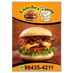 Lanches bacana!