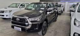 Título do anúncio: Hilux SRX 4x4 Aut. Diesel 2021 (3 mil km)
