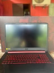 Note Acer nitro 5 com i5 9300h 2020