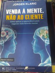 Livro venda a mente e não ao cliente