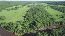 Título do anúncio: Fazenda para cria, recria e engorda de gado,  com 2.406,92 hectares banhado por dois rios.
