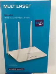 Roteador wireless novos lacrados