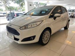 Título do anúncio: Ford Fiesta 1.6 Titanium Hatch 16v