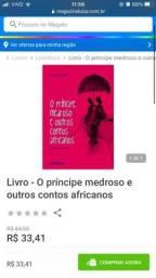 O príncipe medroso e outros contos africanos - Anna Soler Pont