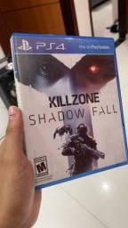 Vendo e Troco jogos de PS4