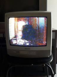 Tv de tubo 15 polegadas
